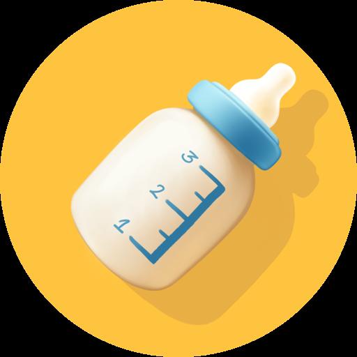 Baby Care. Free Breastfeeding Tracker for Newborns