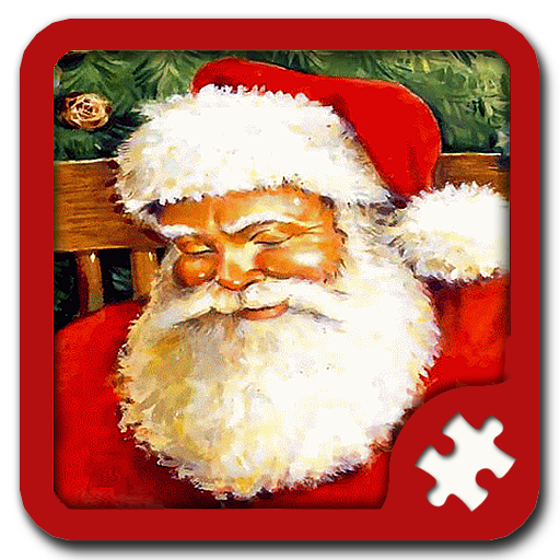 Christmas Puzzle Game: Jigsaw
