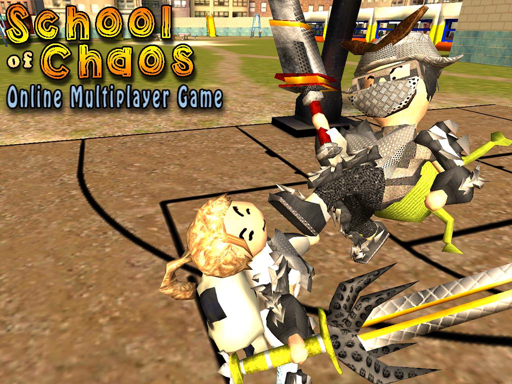 Screenshot School of Chaos Online MMORPG APK