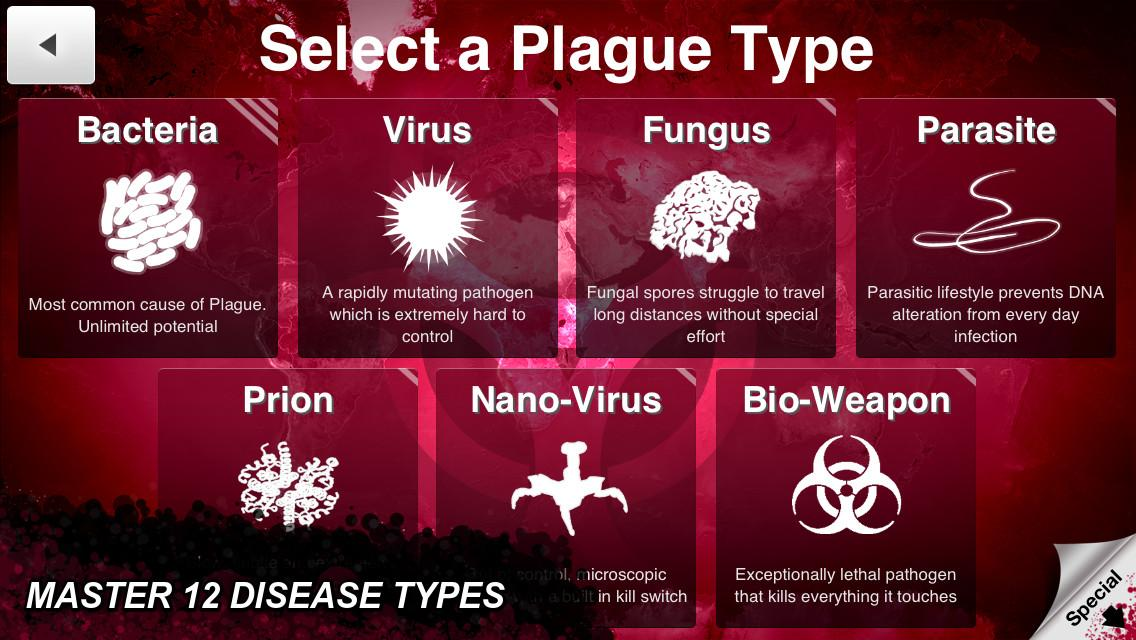 Screenshot Plague Inc. APK