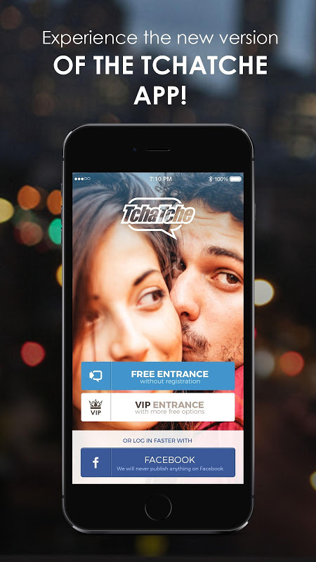 Tchatche : Chat & Dating The App Store