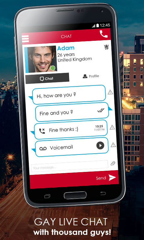 Urban Gay : gay & lesbian chat The App Store android Code Lads