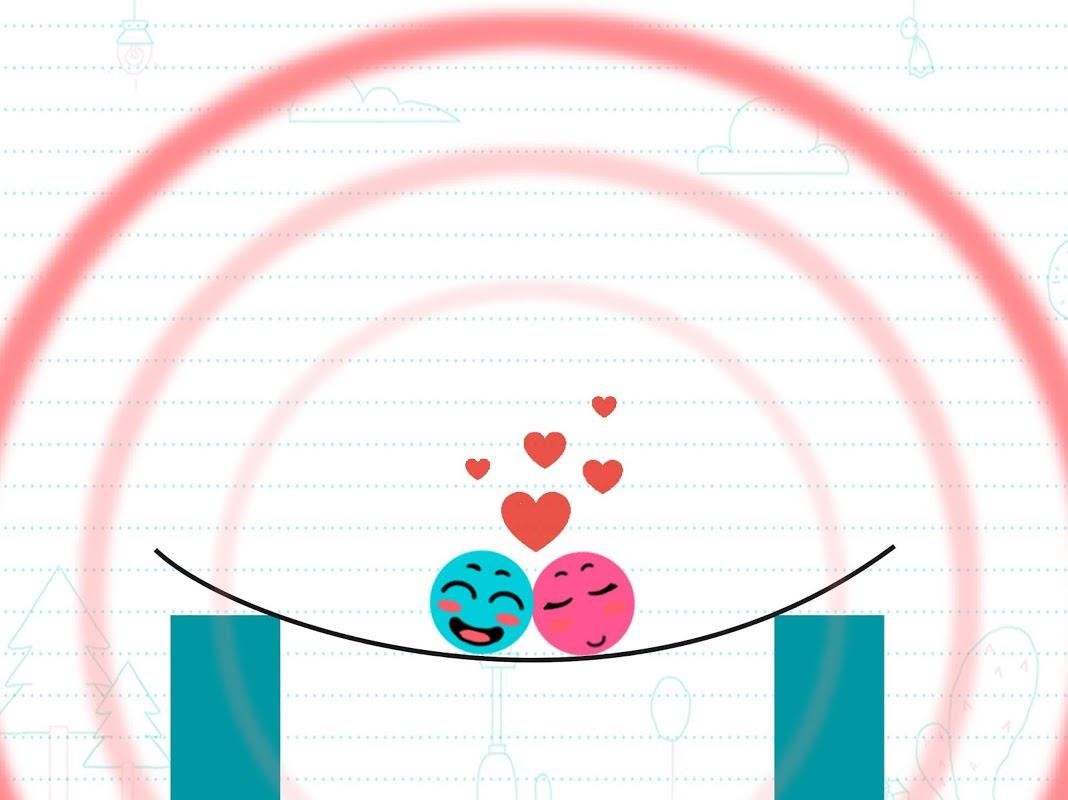 Screenshot Love Balls APK
