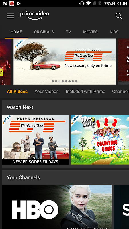 Amazon Prime Video The App Store android Code Lads