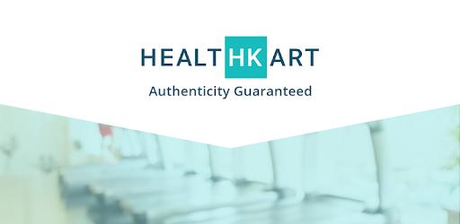 HealthKart Shopping App