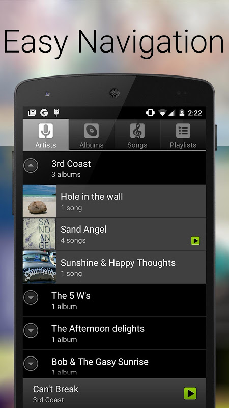 Music Player The App Store