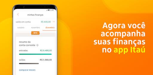 Banco Itaú: Gerencie sua conta pelo celular