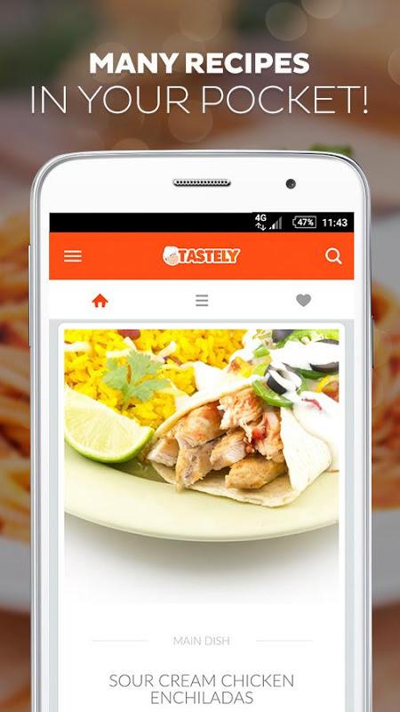 Tastely The App Store