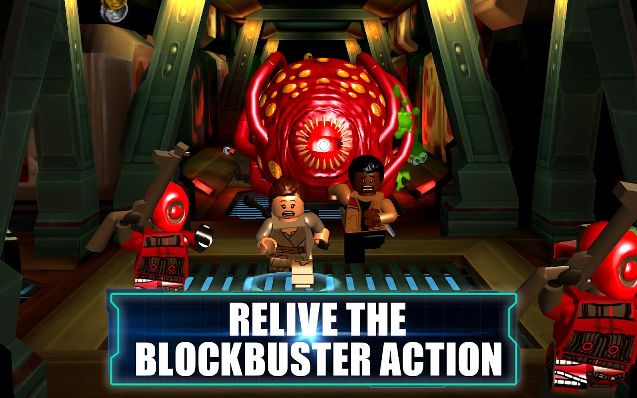 Screenshot LEGO STAR WARS: El Despertar de la Fuerza APK