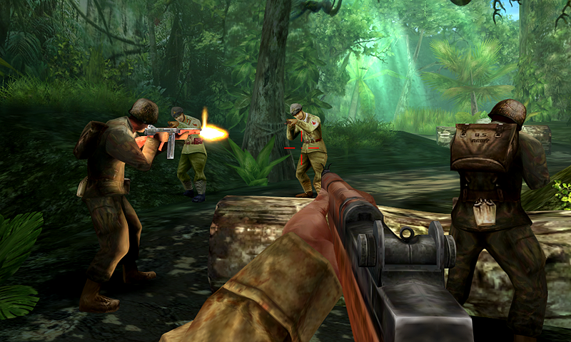 Brothers In Arms® 2 Free+ The App Store