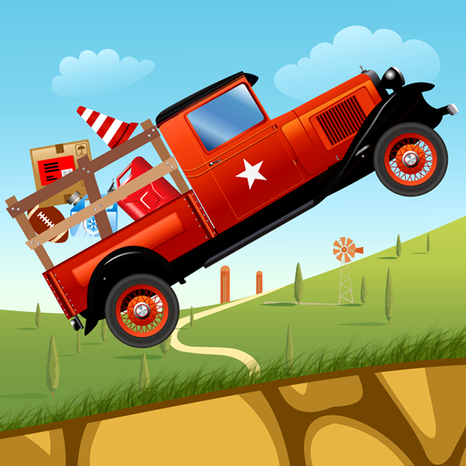 Truck Go -- awesome truck express hill climb race game