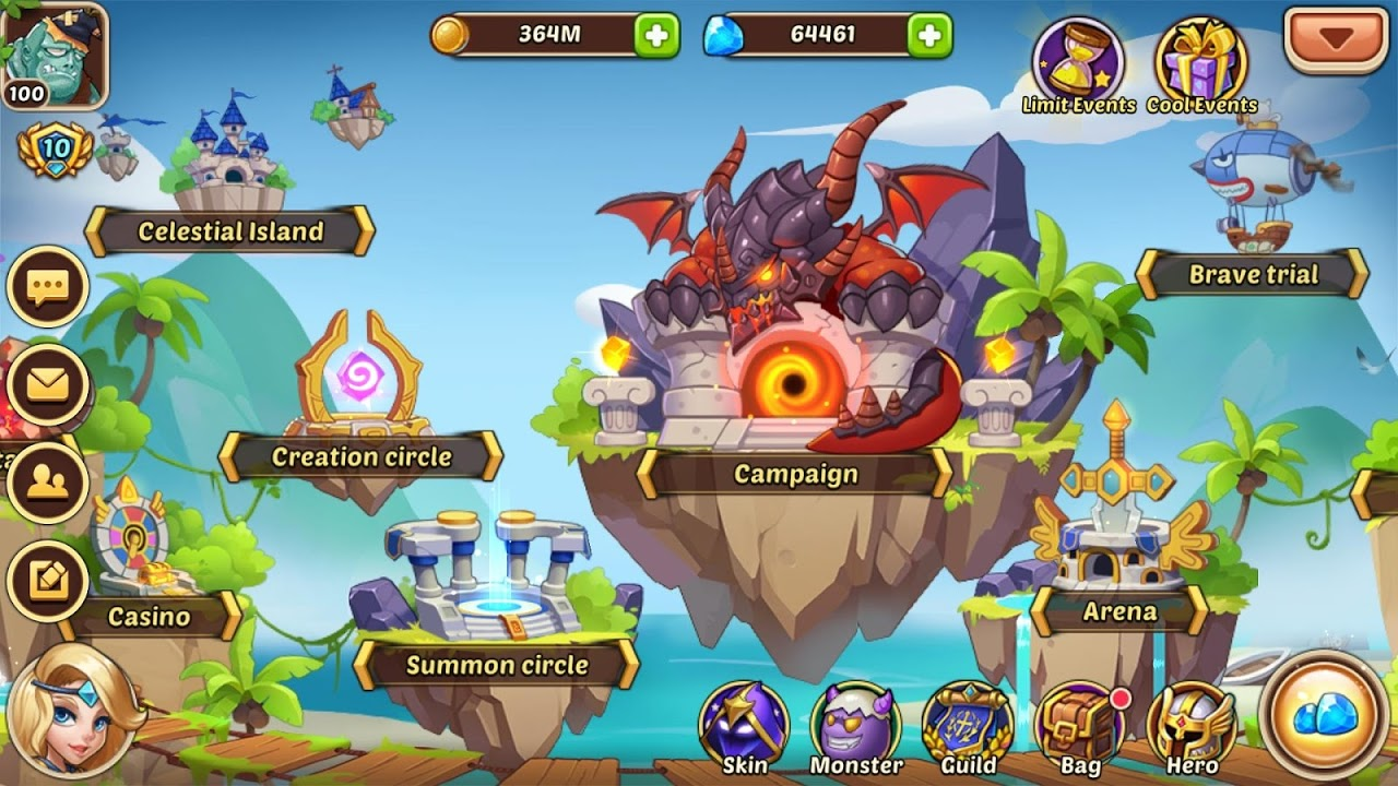 Idle Heroes The App Store