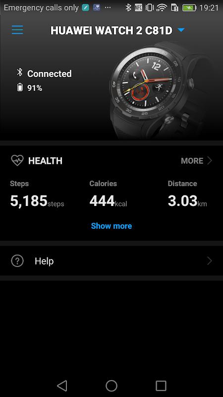 Huawei Wear The App Store