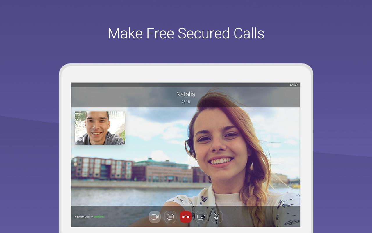 Screenshot Viber Messenger APK