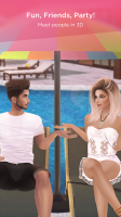 IMVU - #1 3D Avatar Social App Screen