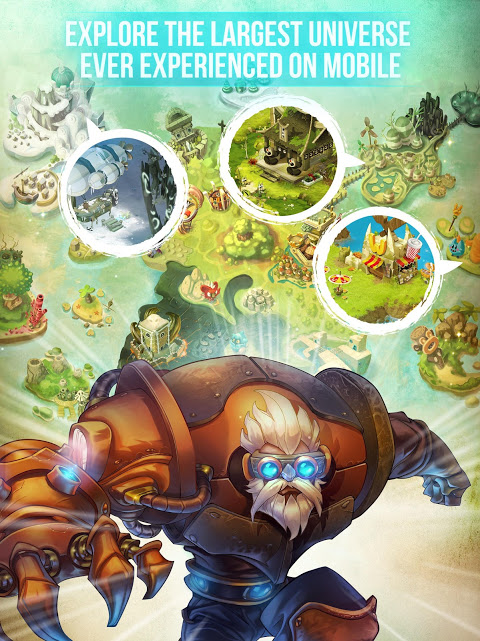 Screenshot DOFUS Touch APK