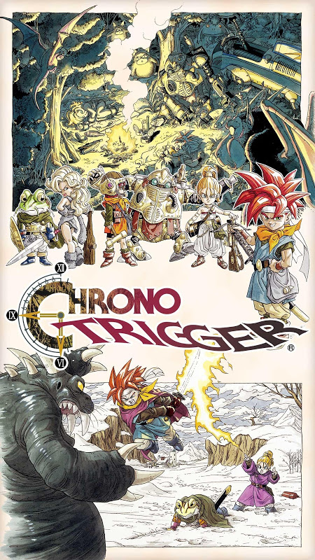 CHRONO TRIGGER (Upgrade Ver.) The App Store android Code Lads