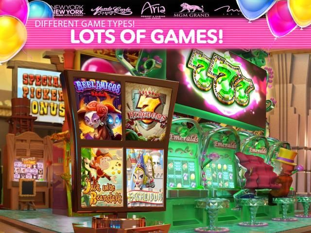 Screenshot POP! Slots – Free Pokie Games! APK