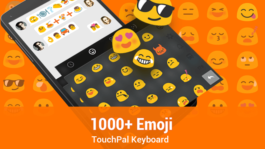 TouchPal Emoji Keyboard The App Store android Code Lads
