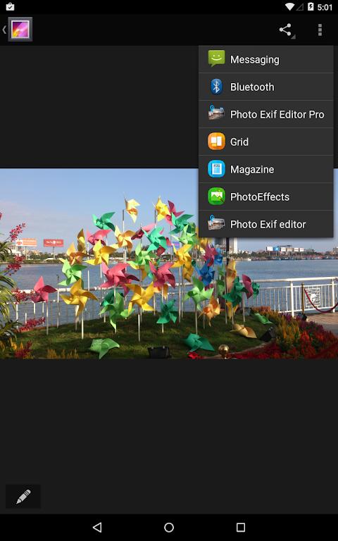 Screenshot Photo Exif Editor - Metadata Editor APK