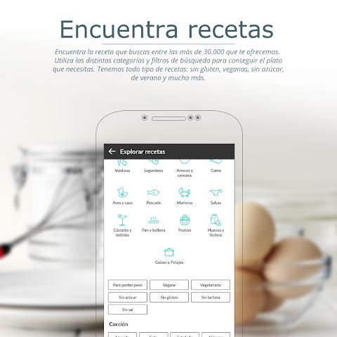 Recetas de cocina gratis – Tu comunidad de cocina The App Store