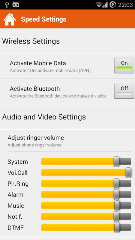 Screenshot Android Toolbox APK