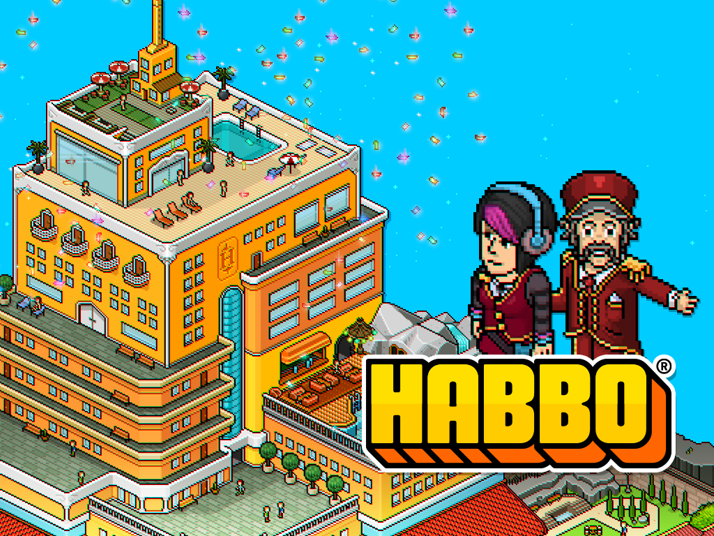 Habbo - Virtual World The App Store