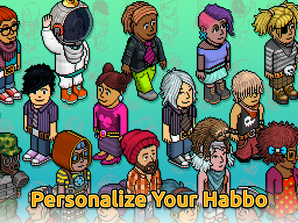Habbo - Virtual World The App Store android Code Lads