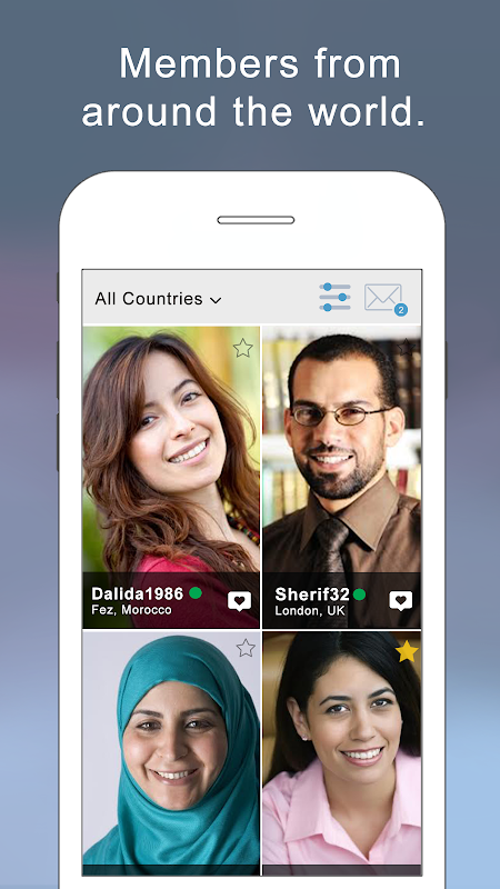 buzzArab - Single Arabs and Muslims The App Store