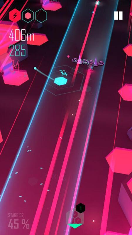 Screenshot Beat Racer APK