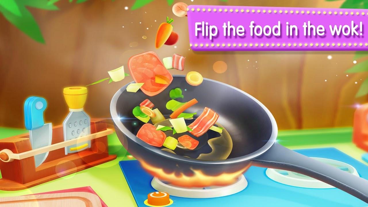 Screenshot Little Panda Restaurant APK