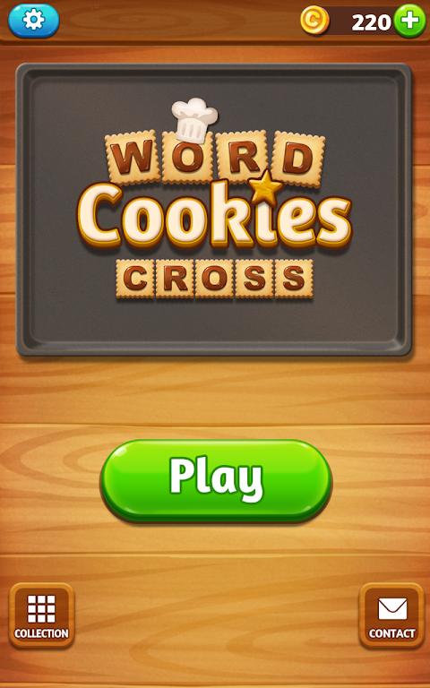 Screenshot WordCookies Cross APK