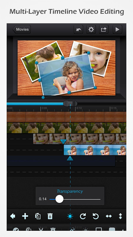 Cute CUT - Video Editor & Movie Maker The App Store