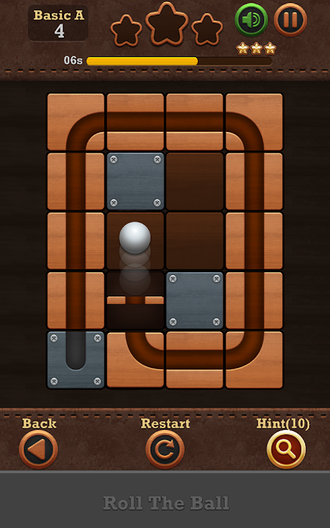 Screenshot Roll the Ball®: slide puzzle 2 APK