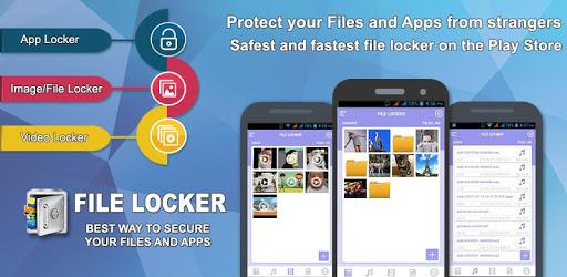 File Locker With App Locker