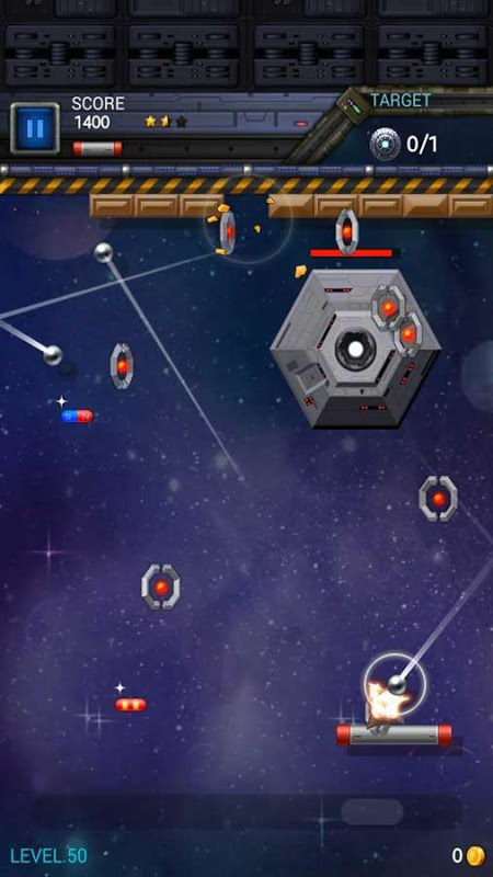 Screenshot Brick Breaker Star: Space King APK