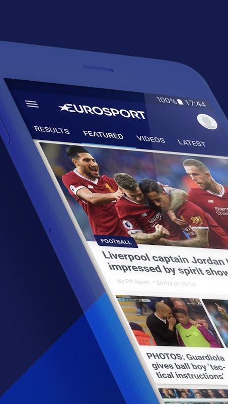 Eurosport The App Store