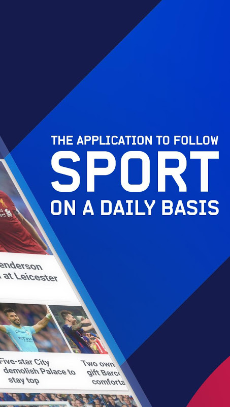 Eurosport The App Store android Code Lads