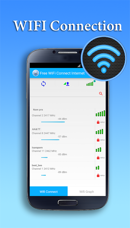 Free WiFi Connect Internet Download | The App Store