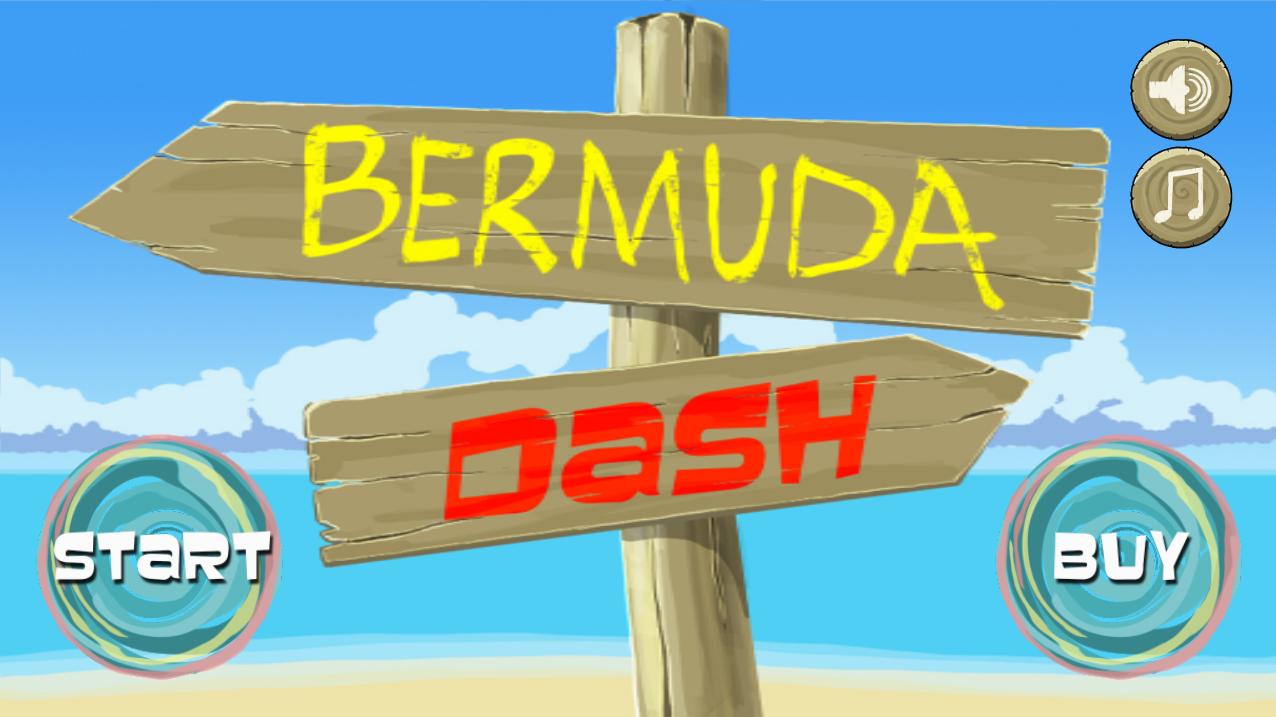 Screenshot com.ci.bermudadash APK