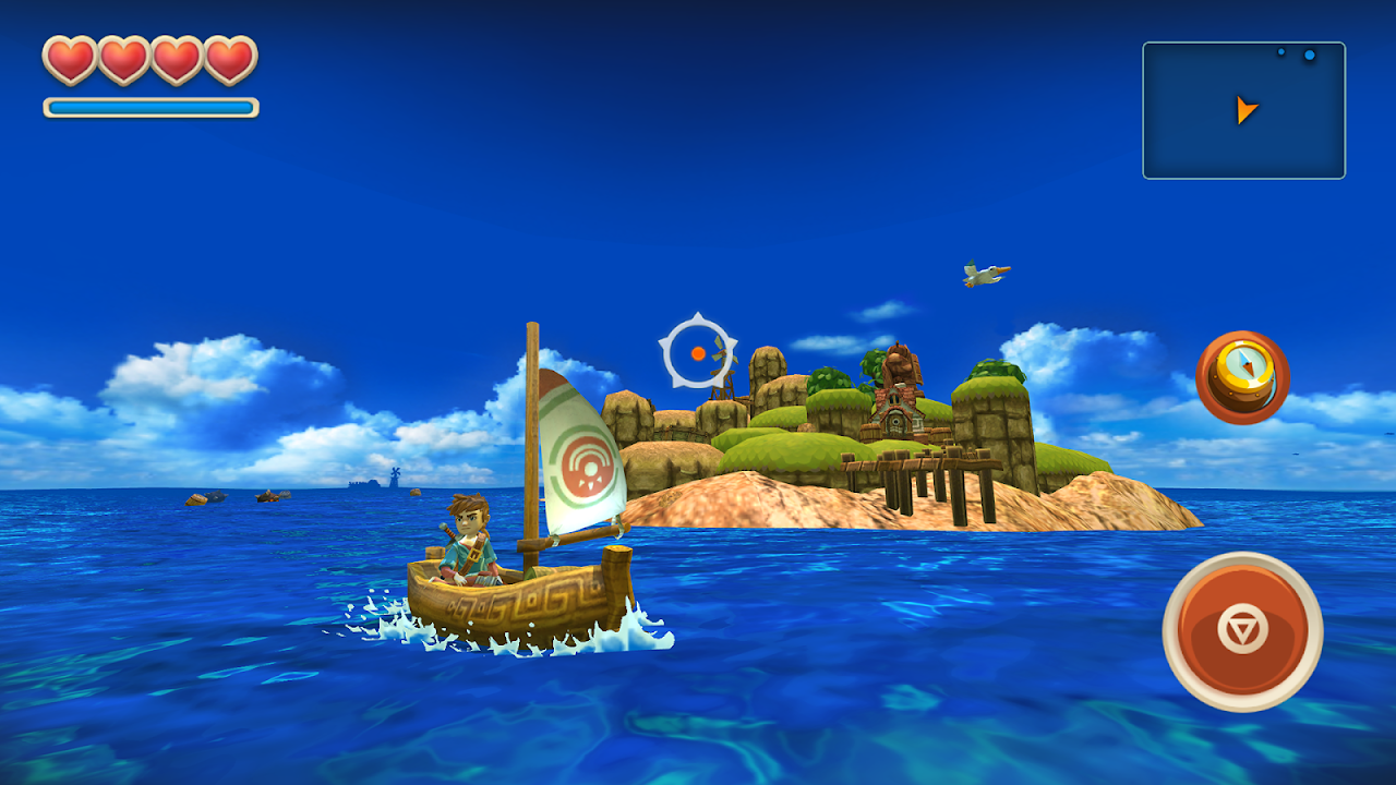 Oceanhorn ™ The App Store android Code Lads