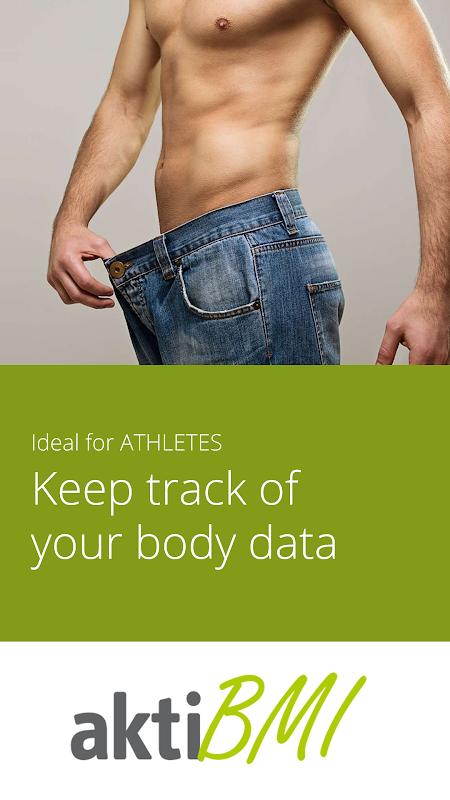 Screenshot Weight Log & BMI Calculator APK
