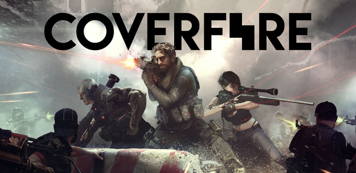 Cover Fire: shooting games for free