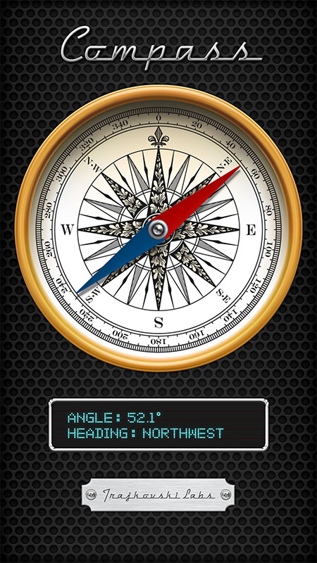 Compass The App Store