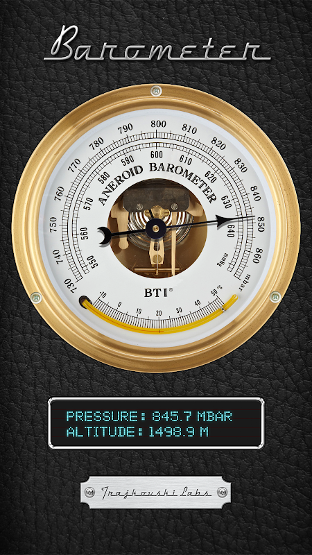 Barometer The App Store