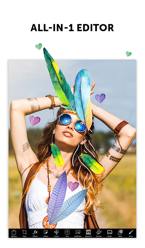 Screenshot PicsArt Photo Studio: Collage Maker & Pic Editor APK