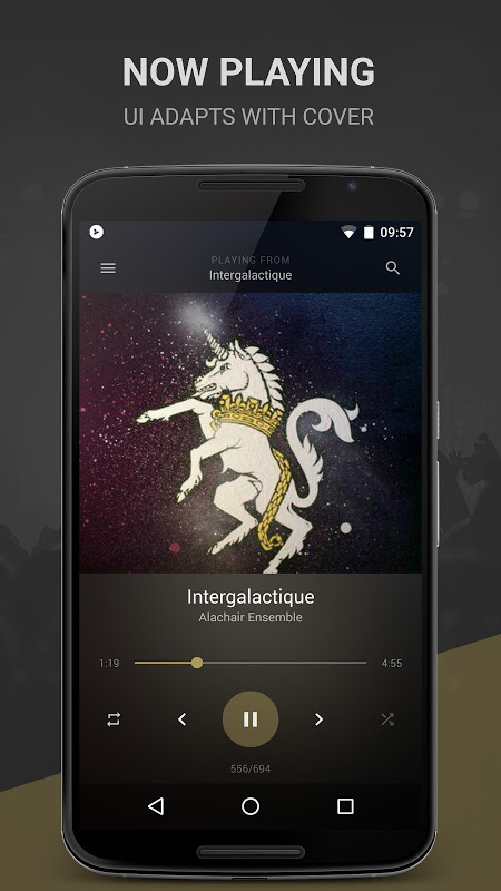 BlackPlayer Music Player The App Store