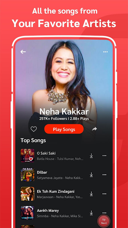 Gaana Music - Hindi Tamil Telugu MP3 Songs App The App Store android Code Lads