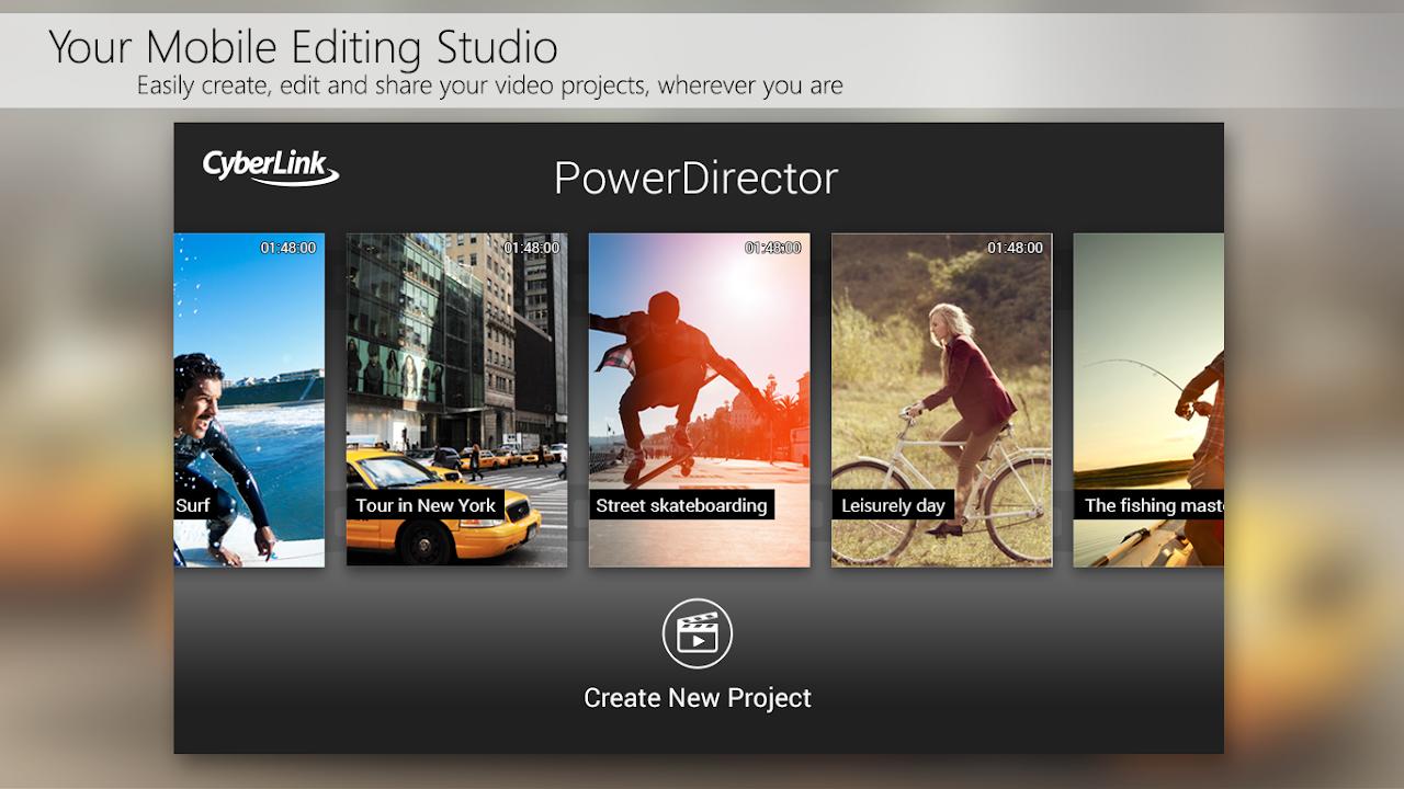 PowerDirector - Bundle Version The App Store android Code Lads