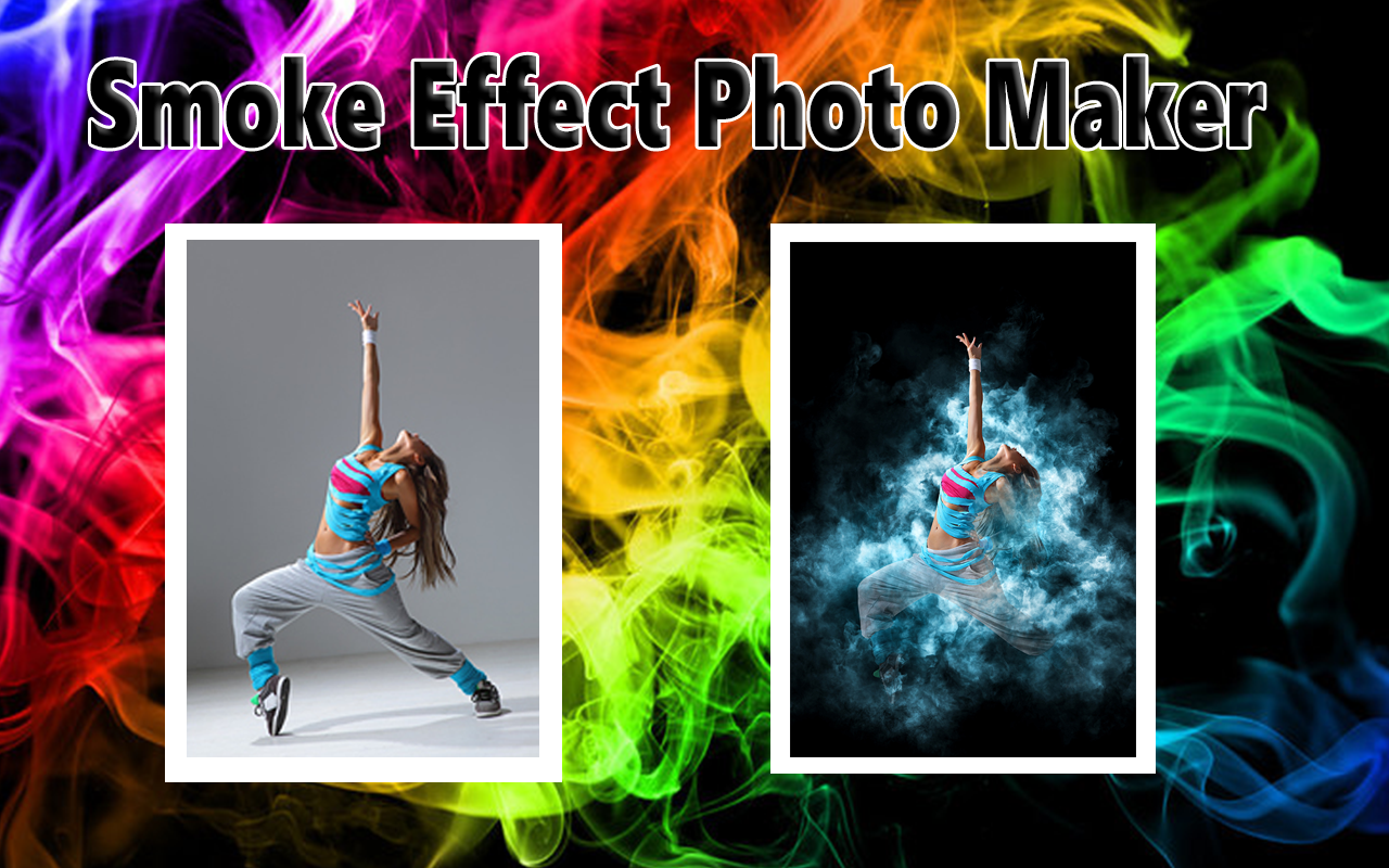Screenshot Smoke Effect Photo Maker - Smoke Editor APK